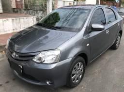 Toyota Etios sedan 1.5 2016 - 2016