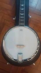 Banjo Americano Fender comprar usado  São Carlos