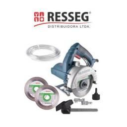 Serra Mármore Titan GDC 151 Com 2 Discos e KIT de Refrigeração - Bosch