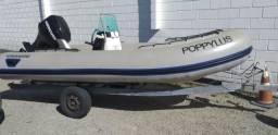 Bote Inflavel Flexboat- 60 Mercury - 2007