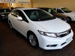 Honda Civic Sed. LXL Se 1.8 Flex 16V Aut - 2013