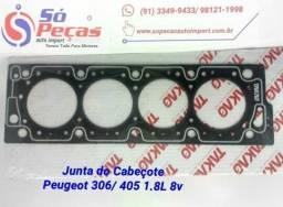 Junta do Cabeçote Peugeot 306 / 405 1.8 8v comprar usado  Belem