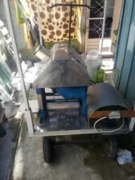 Maquina de caldo de cana