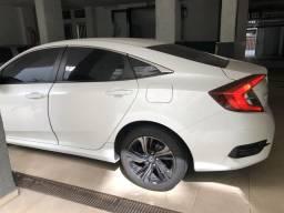 Honda Civic 2017 automático pouco rodado - 2017