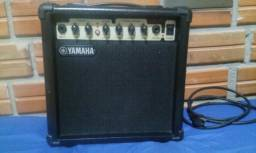 Amplificador Yamaha Ga15 - Preto - 15W Para Guitarra