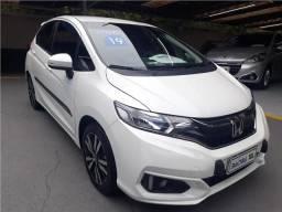 Honda Fit 1.5 ex 16v flex 4p automático - 2019