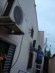 Vendas e instalação de ar condicionado e elétrica em geral.
