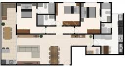 Apartamento à venda com 3 dormitórios em Jardim guanabara, Rio de janeiro cod:847022