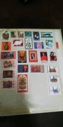 Coleção de Selos postais raros!!