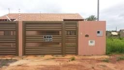 Casa no bairro Rita Vieira atrás da Km transporte *Sem Fiador