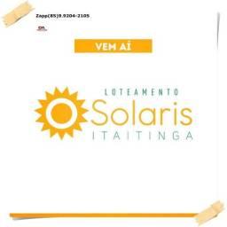 Loteamento Solaris em Itaitinga - Liberado para construir&*&%