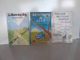 03 Livros Espíritas