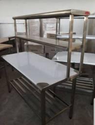 Fabricação em aço inox ( consulte valores ) - * Irani