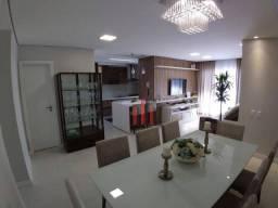Apartamento com 3 dormitórios à venda, 115 m² por R$ 750.000,00 - Jardim Atlântico - Flori