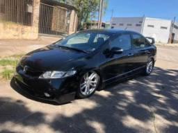 Honda Civic 1.8 Exs Aut (parcelamos)