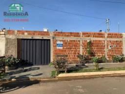 Casa com 2 dormitórios para alugar, 98 m² por R$ 650,00/mês - Residencial do Cerrado  - An