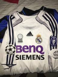 Camisa Real madrid 2007