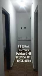 Casa em Mairiporã otima p/ renda