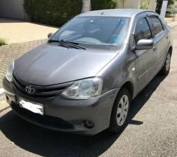Etios Sedan XS 1.5 13/13 ABAIXO DA FIPE - 2013
