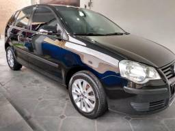 Polo Hatch 1.6 Preto 2010 - 2010