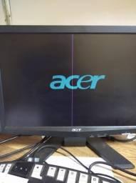 Monitor Acer 17 usado