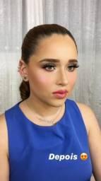 Maquiagem Social e Penteados Simples