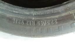 Vendo pneus aro 17 usadas