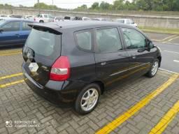 Honda Fit Ex 1.5 Cvt (automático) - 2007