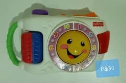 Brinquedos Fischer Price e outros