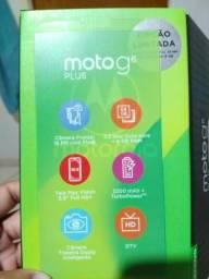 Moto G6 plus edição limitada