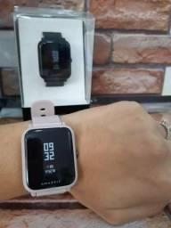 Promoção Relógio inteligente Smartwatch Amanzfit bip Lite, Novos, Entrego