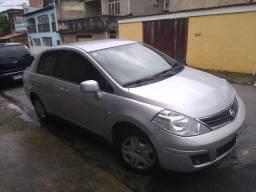 Tiida sedan 2011 / 2012 - 2012