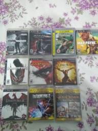 Vendo jogos bons de PS3 (PlayStation 3)