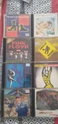 CDs Rock internacional originais