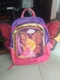 Mochila Infantil Barbie Butterfly