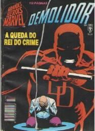 Grandes Heróis Marvel - Ed. 47 - Demolidor - 116 pg - 1995 - Abril-Marvel