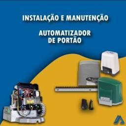 Instalação e Manutenção de Motor para Portão Automático