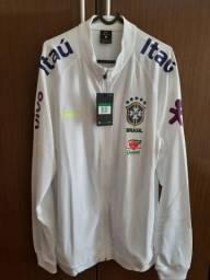 Agasalho Seleção Brasileira jogador ORIGINAL