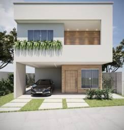 Casa Cidade Jardim II, 3 suítes, 2 pavimentos, Belém PA
