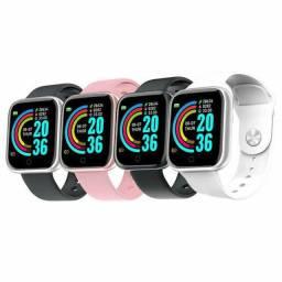 Smartwatch Y68 Relogio Inteligente