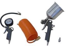 Kit mac 4 peças - acessórios para motocompressor
