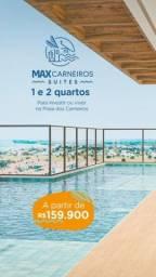 Novo lançamento da linha Beach: Max Carneiros Suítes. na praia dos Carneiros