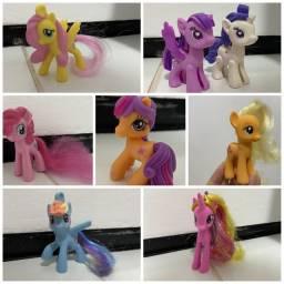 Bonecas pôneis my little pony pinkie pie cadance rarity rainbow- ler descrição