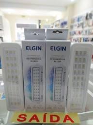 Luminária de emergência 30Leds- ELGIN