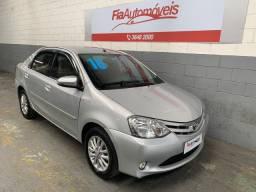 Toyota Etios XLS 2015 1.5 Completo Flex Manual //Financio sem entrada //Aceito Troca