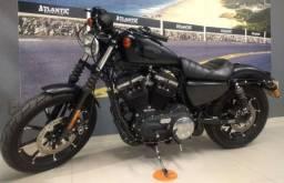 Harley Davidson Iron 2017. Apenas 10 mkm.