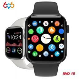 Relógio inteligente smartwatch w68