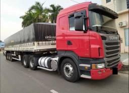 Scania R440 Engatado pago no boleto