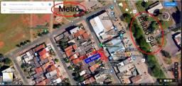 Lote 300m2 Pistão sul. ótimo para prédios, incorporação, aceita carros