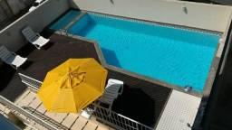 MR - Praia de Itaparica, excelente apartamento, 2qtos, lazer, na 3 quadra do mar